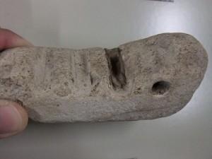 当館収蔵の砥石
