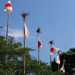 六社の国旗