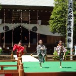 「和の会」日本舞踊