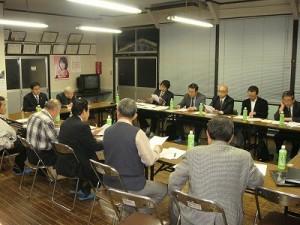 日本会議と議員との懇談会