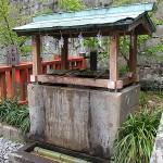 手水舎(重要文化財) 東照宮(静岡県)
