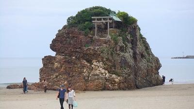 国譲り神話の舞台 稲佐の浜