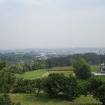 元宮からの眺め