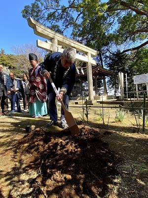北金目神社