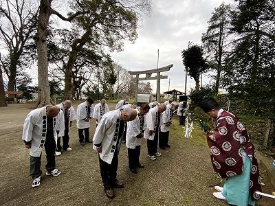 南金目神社