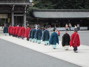 参道 寒川神社