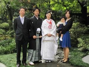 結婚式 おめでとうございます