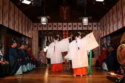 浦安舞 今年の例祭 ( 4月22日 )