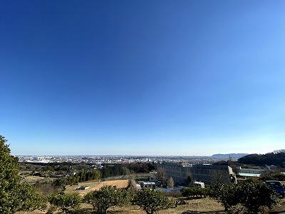 元宮からの眺望