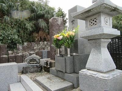 埋葬祭(墓所)