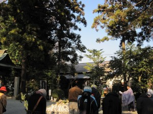 古札焼納祭