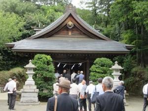 八幡神社(伊勢原市坪ノ内)