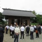 神明神社(伊勢原市笠窪)
