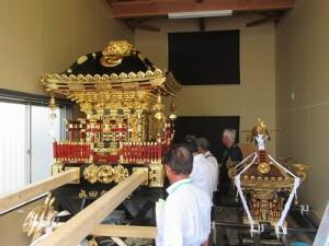 真田神社(平塚市真田)