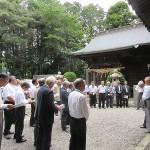 北金目神社(平塚市北金目)