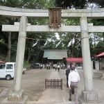 南金目神社(平塚市南金目)