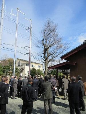 諏訪神社(伊勢原市日向)