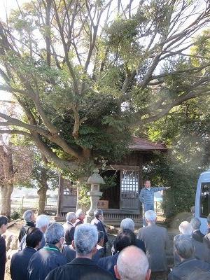 飯綱神社(伊勢原市日向)