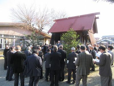 五霊神社(伊勢原市上粕屋)