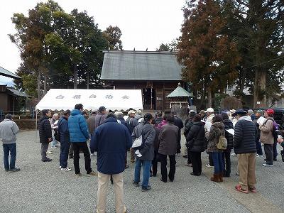 神明社(白根)