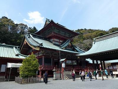 静岡浅間神社 大拝殿