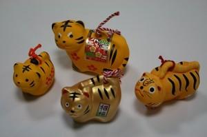 干支土鈴(4種)