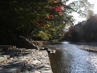 五十鈴川の御手洗場 神宮(三重県)