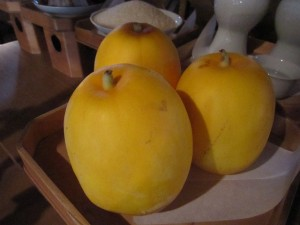 真桑瓜(甜瓜)はメロンの一変種
