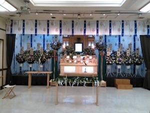 通夜祭 29日